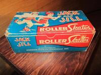 Old Time ROLLER SKATES - not for sk8er bouys ORIGINAL BOX