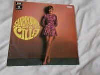 Vinyl LP Surround Yourself With Cilla – Cilla Black Parlophone PCS 7079 Stereo