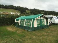 Sunncamp 350 SE trailer tent in good condition , many extras asking £999,-