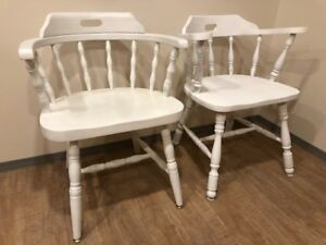 Captain's Chairs