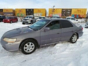 2001 Honda ACCORD EX For Sale Edmonton