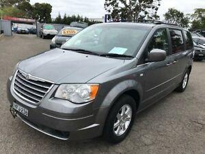 2009 Chrysler Grand Voyager RT Touring Grey 6 Speed Automatic Wagon Lansvale Liverpool Area Preview