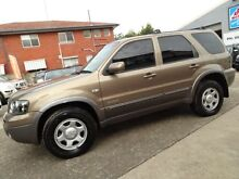2007 Ford Escape ZC XLS Gold 4 Speed Automatic Wagon Sylvania Sutherland Area Preview