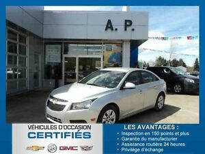 2011 CHEVROLET CRUZE LT TURBO LT Turbo