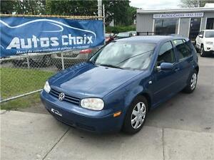 VOLKSWAGEN GOLF CITY 2007 **38$/SEM.**