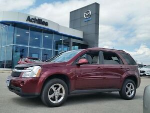 2008 Chevrolet Equinox LT, 4WD, Leather, Loaded