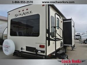 Gently used 2014 Solaire. Loaded up with options.