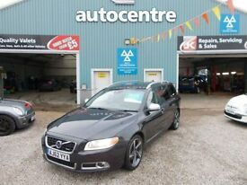 VOLVO V70 2.0 D4 R-DESIGN 5d 161 BHP great condition drives (grey) 2013