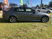 2012 Holden Commodore VE II MY12 SV6 Grey 6 Speed Sports Automatic Sedan Wangara Wanneroo Area Preview