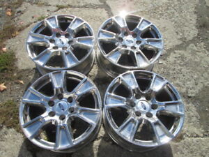 4 mag ford f150  18 pouces