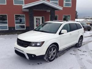 2016 Dodge Journey Crossroad AWD W/NAVI