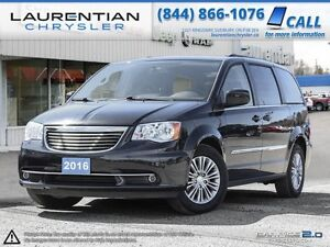 2016 Chrysler Town & Country -THE ULTIMATE LUXURY MINIVAN!