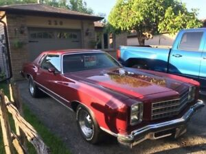 Your Wait is Over! 1976 Monte Carlo Landau Edition.