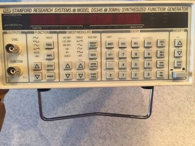 Sale Stanford Research Systems Srs Ds345 30mhz Function Generator