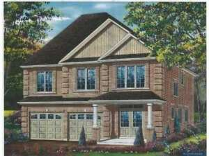 Brand New 4 Bedrooms Detached Home in  Area Of Credit Valley.