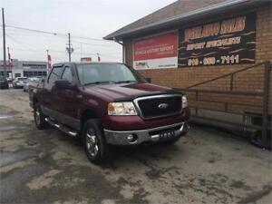 2006 Ford F-150***SUPERCREW CAB**4X4*****GREAT CONDITION****