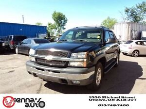2004 Chevrolet Avalanche 1500 Base 4x4