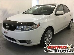 Kia Forte SX Cuir Toit Ouvrant MAGS 2010