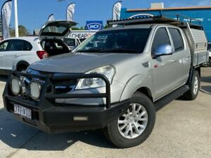 2014 Foton Tunland P201 Silver 5 Speed Manual Utility Greenslopes Brisbane South West Preview