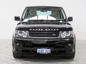 2010 Land Rover Range Rover MY10 Sport 3.0 TDV6 Black 6 Speed Automatic Wagon Jandakot Cockburn Area Preview