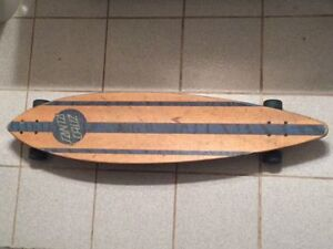 """Blank"" Santa Cruz Long Board For Sale"