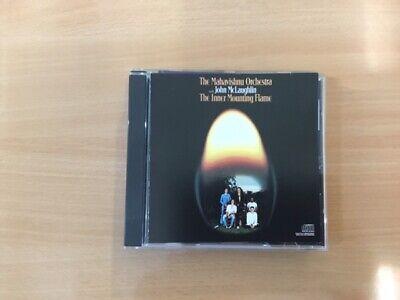 Mahavishnu Orchestra-Feat J. Mclaughlin-Inner Mounting- CD ALBUM our ref 1937