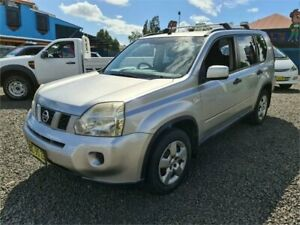 2008 Nissan X-Trail T31 ST (4x4) Silver 6 Speed CVT Auto Sequential Wagon South Lismore Lismore Area Preview