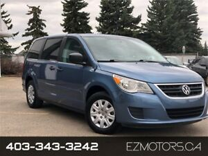 2012 VOLKSWAGEN ROUTAN! ON SALE NOW!!