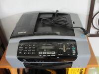 fax, scanner, printer