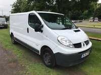 Renault Trafic Ll29 dCi SR Pv Sat/Nav Bluetooth DIESEL MANUAL 2014/14