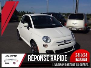 2016 FIAT 500 Sport 2 PORTES BLUETOOTH MAGS SIEGES CHAUFFANTS