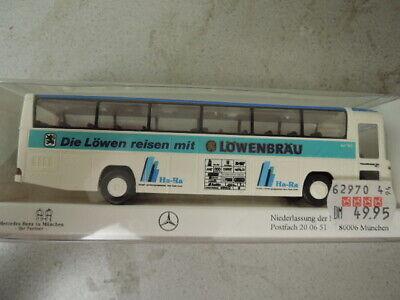 1//87 Rietze MB O 303 1860 München Löwenbräu