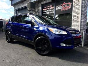 2014 Ford Escape SE 4WD 2.0 ECOBOOST CAMERAS SIEGES CHAUFFANTS