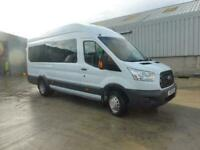 FORD TRANSIT 2.2TDCI 125BHP TREND 17SEATER - AIRCON