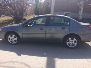 2006 Saturn ION Sedan LOW MILEAGE ONE OWNER RELIABLE