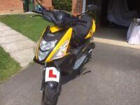 TGB R50X Sport scooter - £900