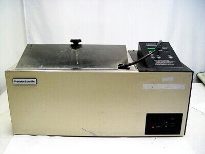 Precision Scientific 25 Reciprocal Shaking Water Bath 66800