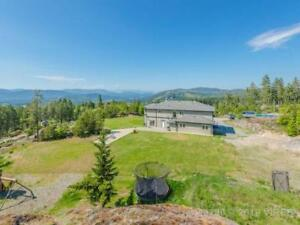 Large, beautiful family home for rent in Goldstream Heights