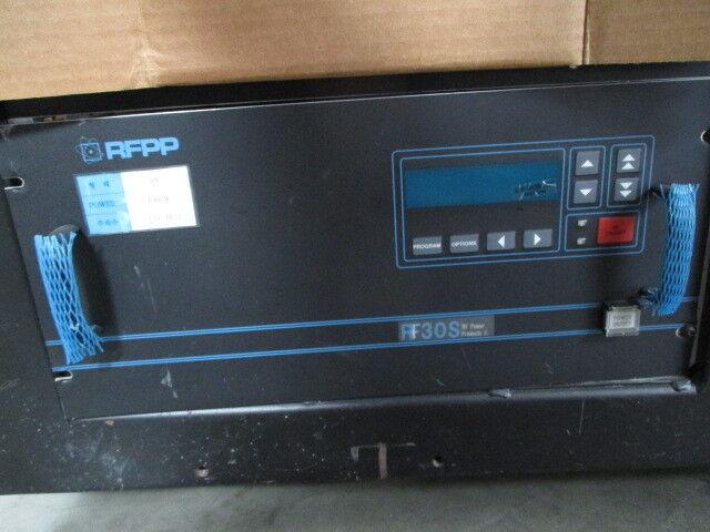 Advanced Energy AE 3150017-013 RF Generator, RFPP RF30SWC/MT, RF30S, 418889