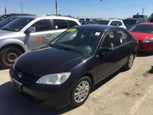 """2004 Honda Civic Sdn LX """" blow out price """""""