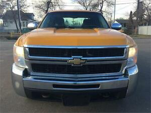 2007 Chevy Silverado 2500HD 4x4 = 187K = EXT CAB LONG BOX Edmonton Edmonton Area image 8