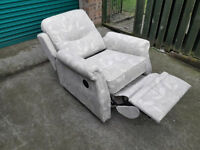 RRP £1299 Electric recliner DFS G Plan Pinter armchair perfect condition / free delivery