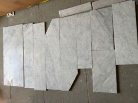 Marble Floor/Wall Tiles RRP £80
