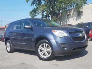 2013 Chevrolet Equinox/4X4/AC/4CYL/BLUETOOTH/MAGS/CRUISE/ELECT!