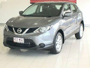 2015 Nissan Qashqai J11 ST Grey 1 Speed Constant Variable Wagon Southport Gold Coast City Preview
