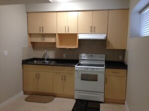 1 Bedroom basement suite-includes utilities and laundry