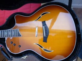 Taylor T5 Custom, Honeyburst, Guitar