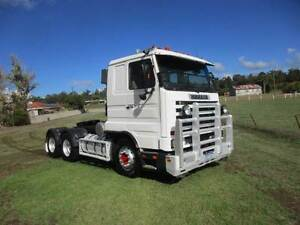 SCANIA 143M PRIME MOVER WITH HYDRAULICS Pickering Brook Kalamunda Area Preview