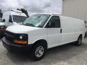 2014 Chevrolet Express G2500 - Cargo - Extended