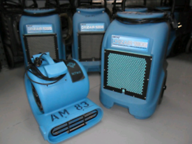 Dehumidifier and Turbo Dryer for Hire